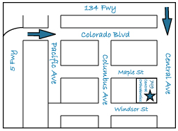 glendale office location